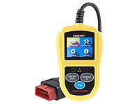 Lescars Universelles OBD2-Diagnosegerät, 5,1-cm-Farb-Display, bis zu 300 Codes; iPhone-, Smartphone- & Handy-Halterungen fürs Kfz-Armaturenbrett iPhone-, Smartphone- & Handy-Halterungen fürs Kfz-Armaturenbrett iPhone-, Smartphone- & Handy-Halterungen fürs Kfz-Armaturenbrett iPhone-, Smartphone- & Handy-Halterungen fürs Kfz-Armaturenbrett