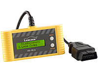 Lescars Universeller OBD2-Diagnosehelfer OD-50.ls